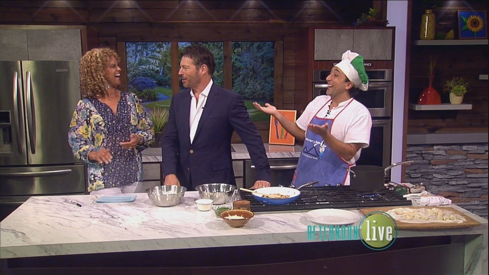 Making Gnocchi with Chef Renato & Harry Connick, JR.