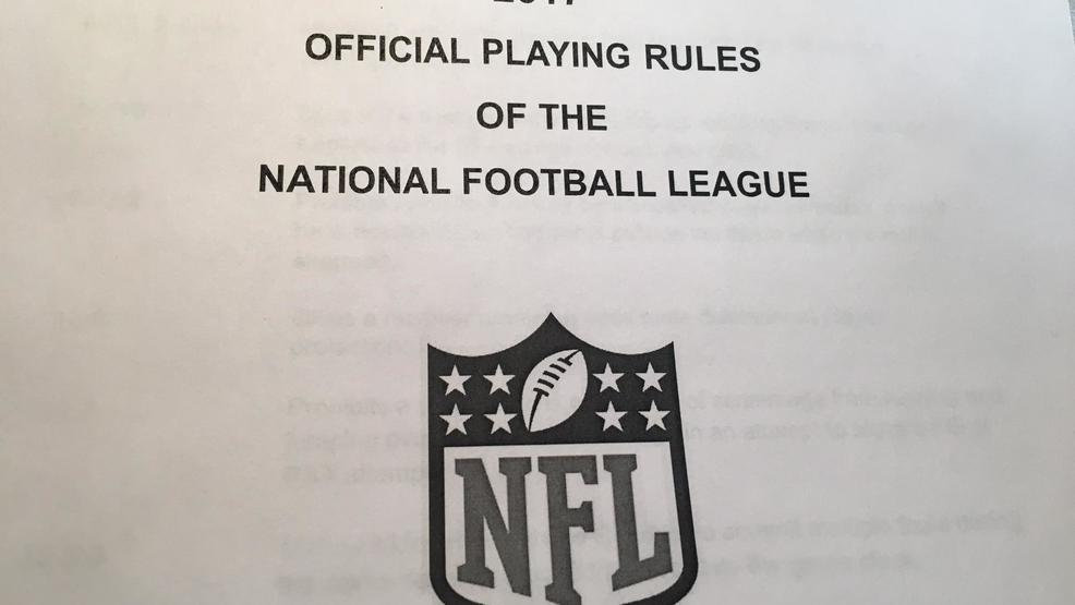 snopes nfl rulebook