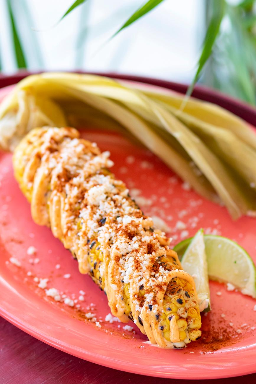 <p>Street Corn / Image: Allison McAdams{&nbsp;}// Published: 8.20.19</p>