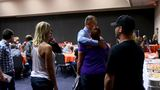Mass shooting survivors gather for potluck healing in Henderson