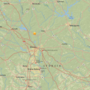 Small earthquake outside Macon
