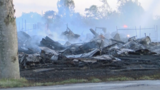 Firefighter injured in overnight Pahokee fire