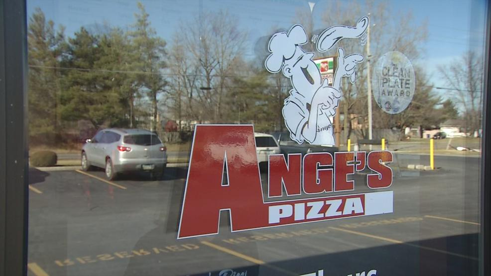 Ange's Pizza in Powell was this week's Clean Plate Award winner. (WSYX/WTTE)