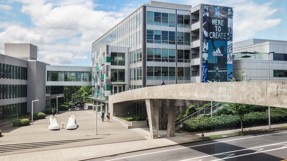 Adidas announces plans to expand headquarters in Portland  528557dd3db6