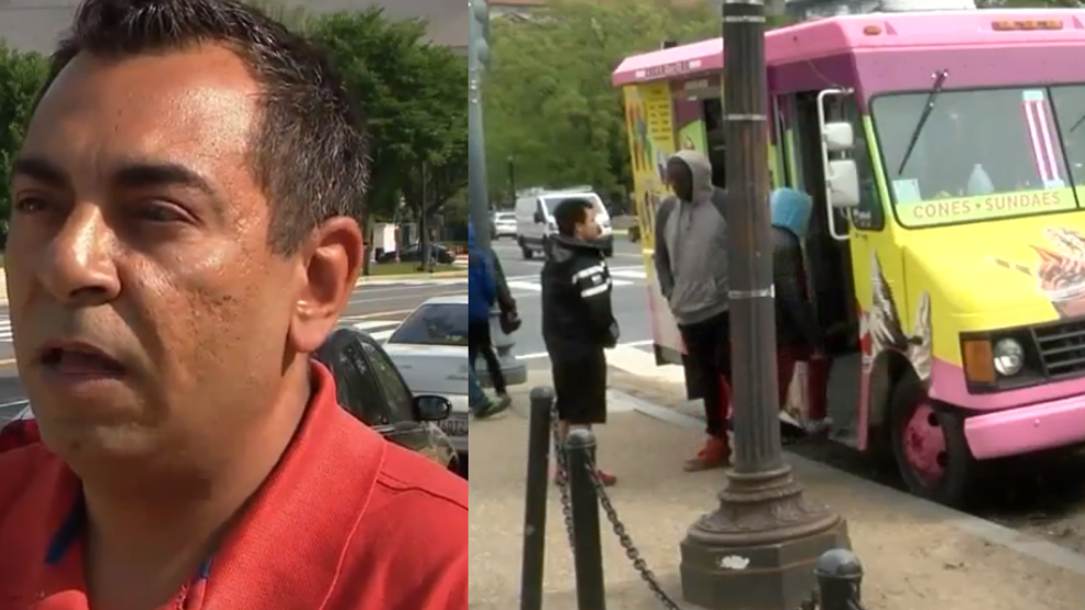 'They want a spot to work': Food truck vendor fights for proposal over illegal parking
