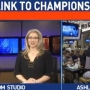 Live report explains three local connections to NCAA Championship game