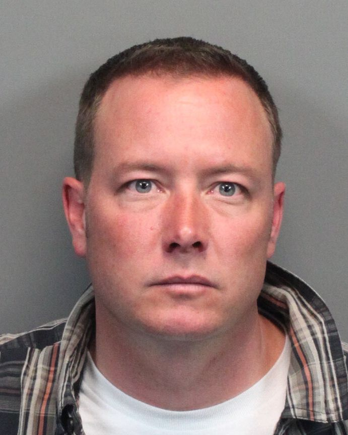 Ryan Daniel Smith, 40, was arrested in connection with an illegal prescription drug distribution case, according to the U.S. Attorney for the district of Nevada (Photo: Washoe County Jail)