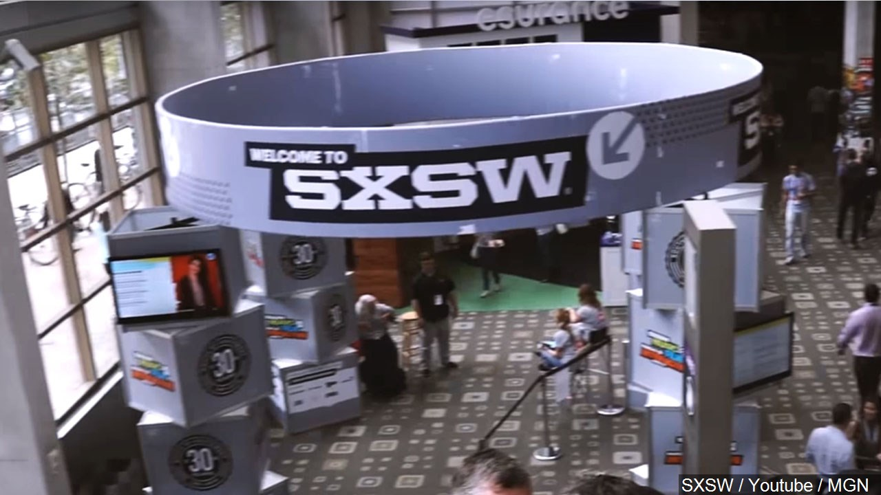 Photo: SXSW / Youtube / MGN