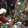 Fraternity donates toys to children in hospital