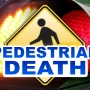 Pedestrian killed by double-decker bus while walking on Las Vegas Blvd
