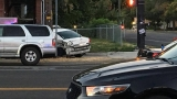 SLCPD officers crash in intersection while responding to same call