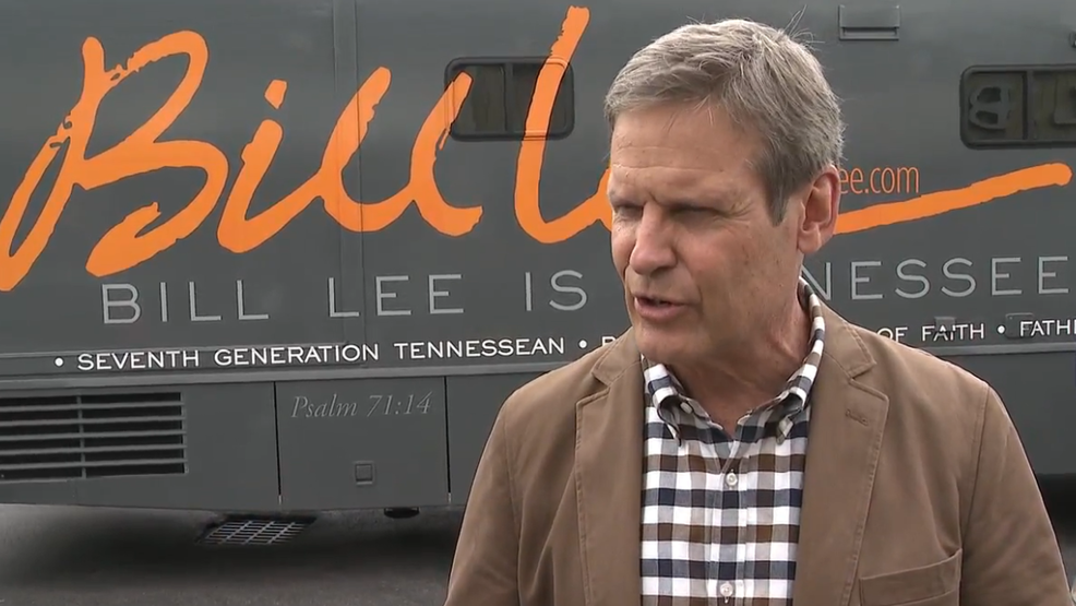 Tennessee Governor Elect Bill Lee Promises To Overhaul Public Records Law