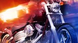 One person dead in motorcycle/bicycle crash