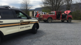 Officers stop truck transporting large amount of explosives to Marion Co. worksite