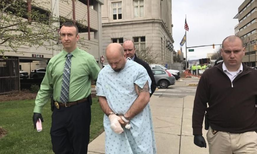 Boyes originally was charged with attempted murder after ramming a police car and injuring an officer. The charge was dropped during a plea deal in September. (WCHS/WVAH)