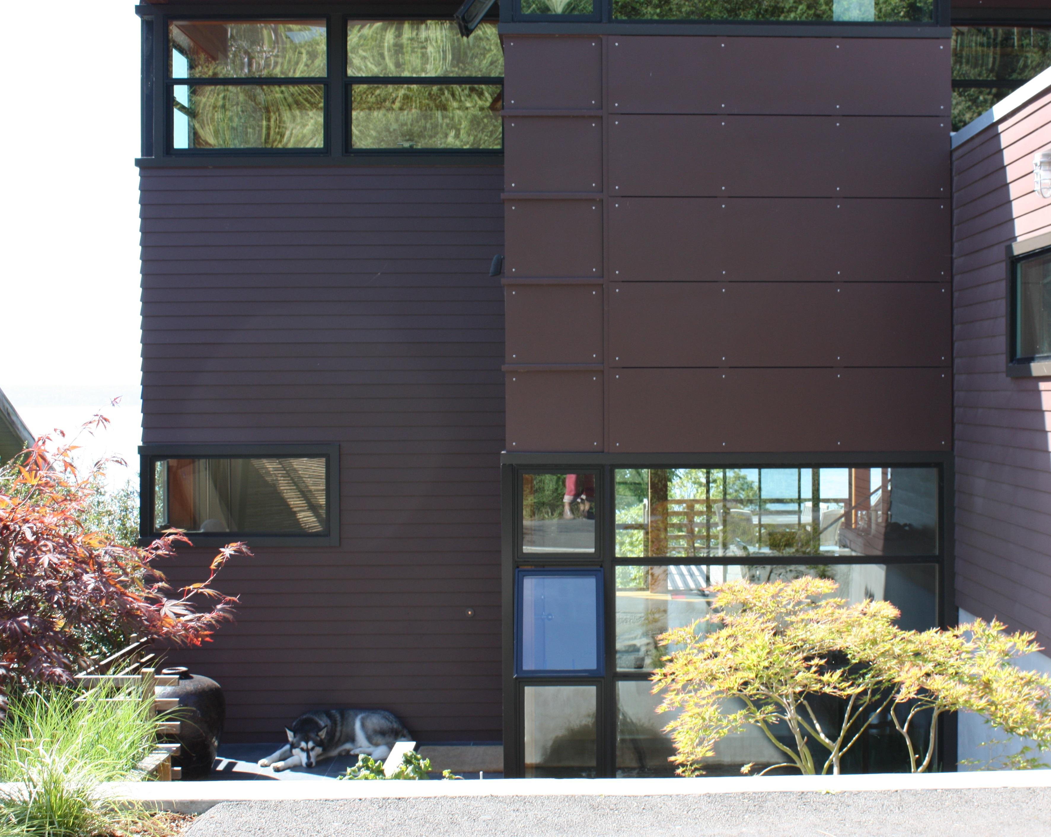 <p>This week we're previewing houses from{&amp;nbsp;}<a  href=&quot;http://mads.media/2019-seattle-modern-home-tour/&quot; target=&quot;_blank&quot; title=&quot;http://mads.media/2019-seattle-modern-home-tour/&quot;>Seattle's 2019 Modern Home Tour</a>, happening Saturday, April 27. Our next home is described by the owner as dramatic, yet serene - and we couldn't agree more. The West Seattle property is 3 bed/3 bath built in 2008, featuring four stories, expansive views, open steel staircase, and a koi pond.{&amp;nbsp;}Finch Design &amp; Production Inc.; Lighting:{&amp;nbsp;}DePeleyen Studio. (Image:{&amp;nbsp;}(Image: Finch Design &amp; Production Inc.)</p>