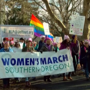 Thousands gather in second annual Southern Oregon Women's March