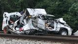 NOLA-bound Amtrak train hits car in Lipscomb, killing 2 inside