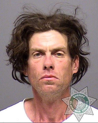 Michael Gray Wilkins (Courtesy Clackamas County Sheriff's Office)