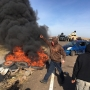 Police oust oil pipeline protesters from private land for Dakota Access pipeline