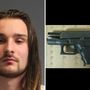 Maryland man arrested in silver Jaguar with Xanax, loaded Glock handgun, loaded shotgun