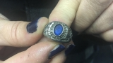 1984 class ring found in Clearfield County returned to owner