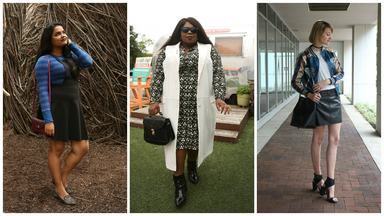 It can be hard to find fall style inspiration if you're not sure how trends will look on your body, so we asked three local fashion gurus to tell us about their favorite looks and why it works for them. (Amanda Andrade-Rhoades/DC Refined)