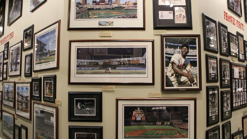 The Largest Private Collection Of Baseball Memorabilia Is Right Here In Cincy