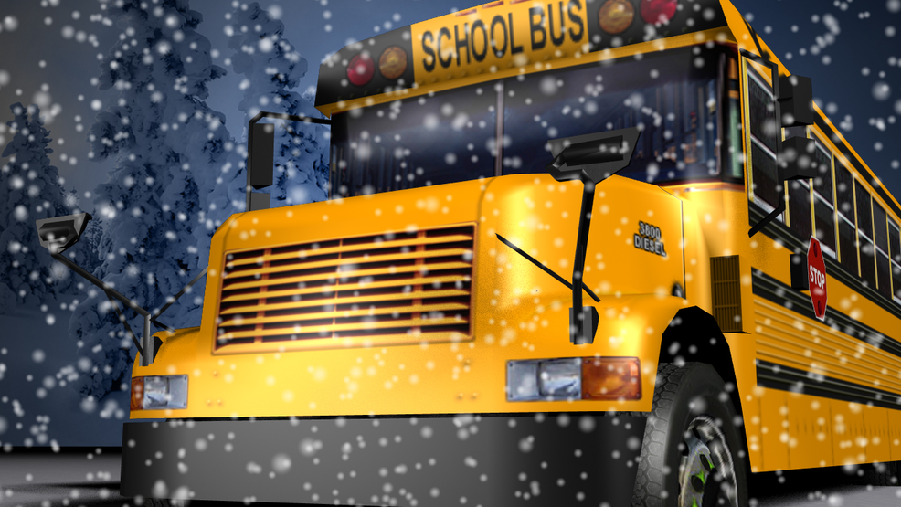 Dmv School Delays And Closures Because Of Possible Icy