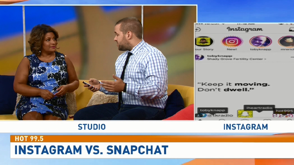 Hot 99 5's Intern John joins GMW to discuss Instagram