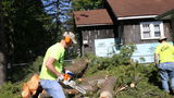 Volunteers kick off week-long cleanup in Saginaw neighborhood