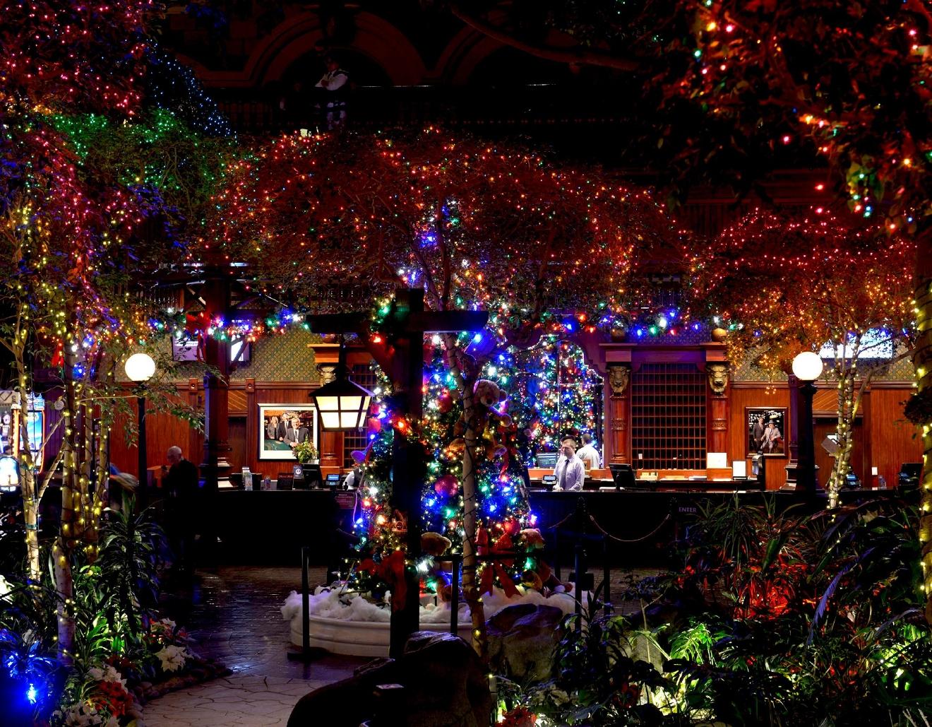 Christmas Decorations In Las Vegas