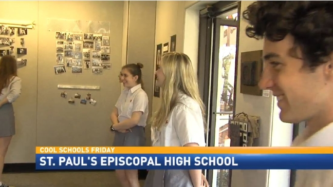 Cool Schools: St. Paul's Episcopal High School