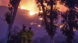 Latest on SoCal wildfires: 'the teams are fighting the fire on their own terms'