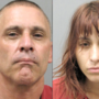 Suspects in salon burglaries caught after leaving fingerprint on trash can