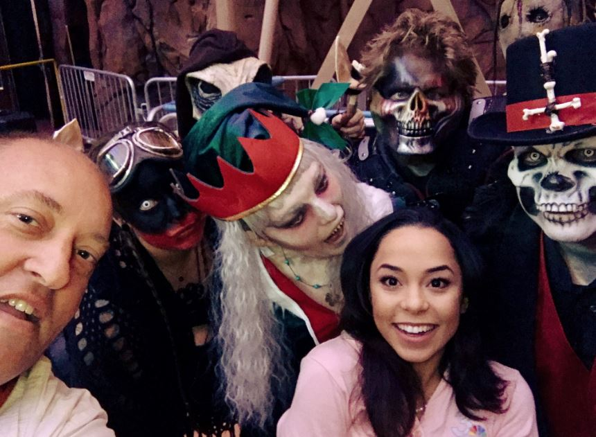 fright dome takes over the adventuredome theme park at circus circus on friday september 30 - Adventuredome Halloween