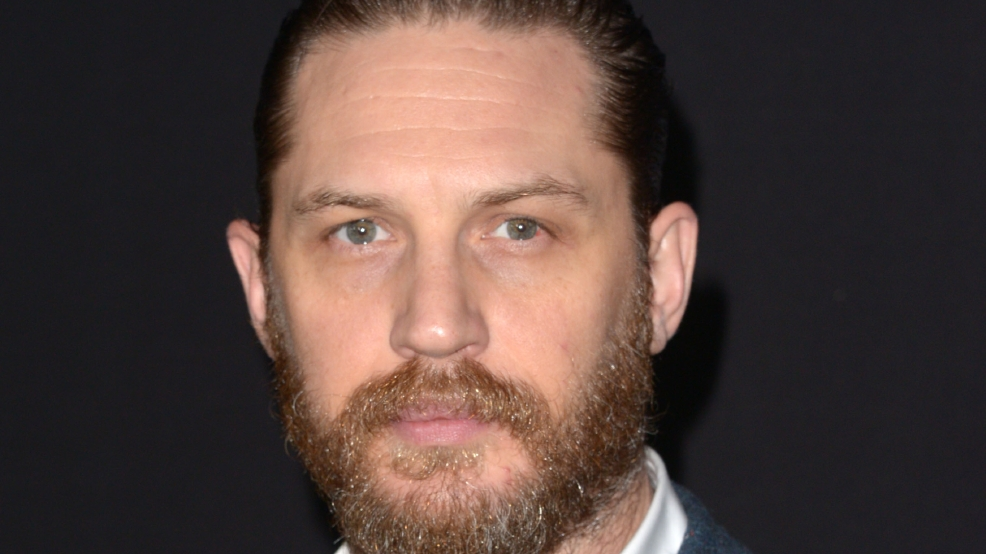 Tom Hardy arrests moped thief after action-packed chase