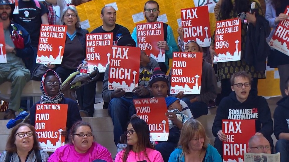 The intellectual dishonesty of Seattle's planned income tax on 'high earners'