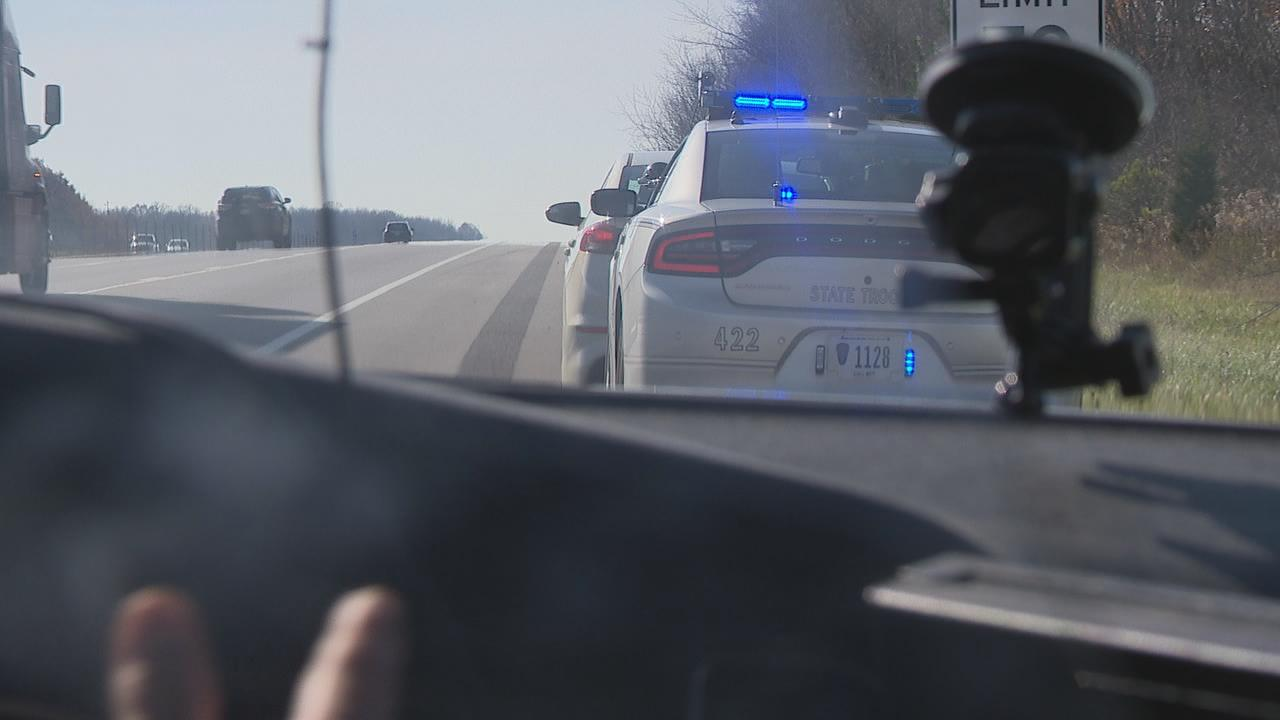 How fast can you go before getting a speeding ticket? In theory, it's anything over the speed limit. ABC 6 looked through more than 300,000 thousand speeding tickets written in 2016 by troopers across the state of Ohio to find the answer. (WSYX/WTTE)