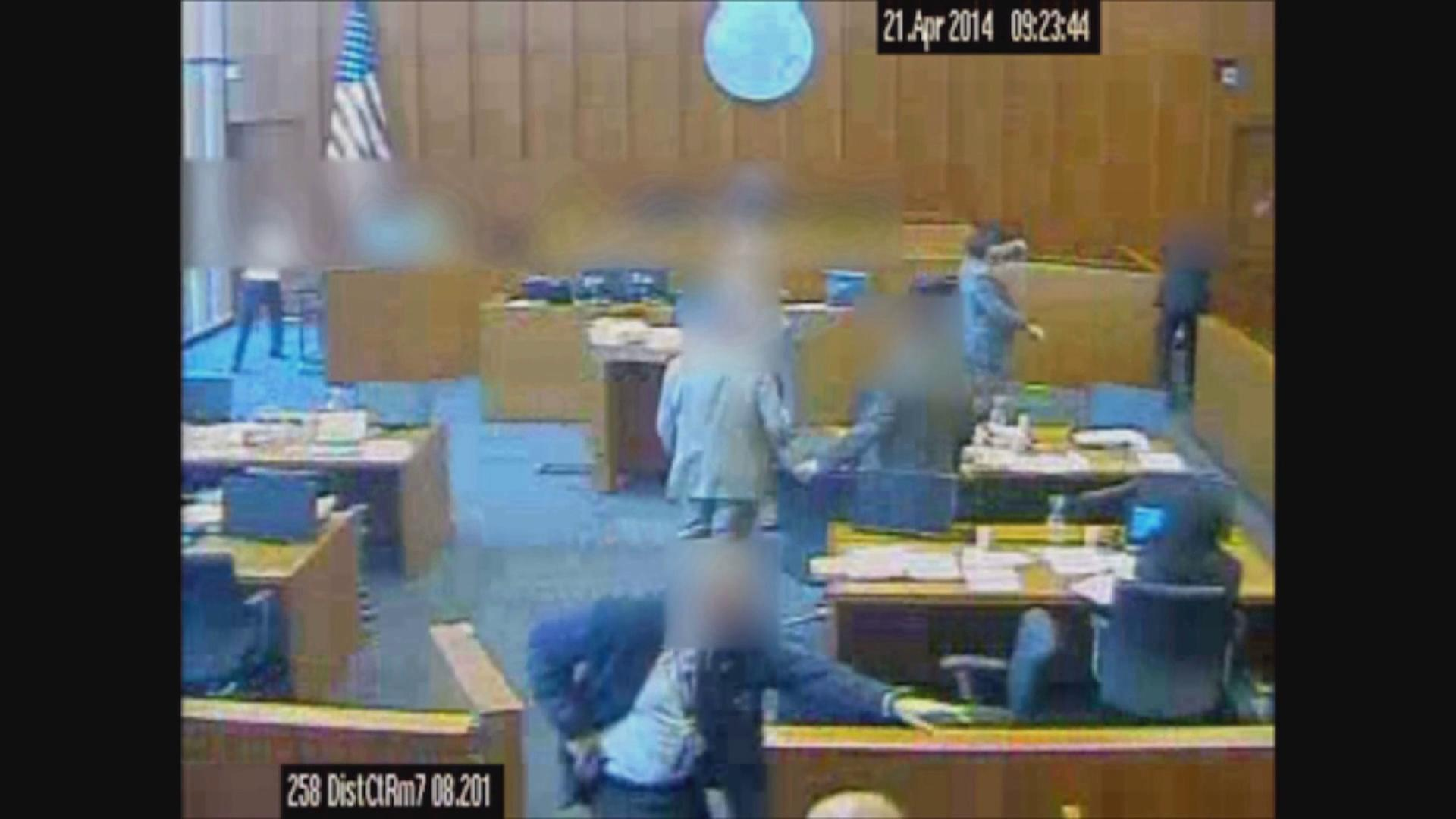 Angilau Courtroom Footage TV(Non-Explicit)