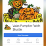 Popular pumpkin patch poached of its logo