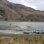Search and rescue underway on Snake River after man falls out of boat during storm
