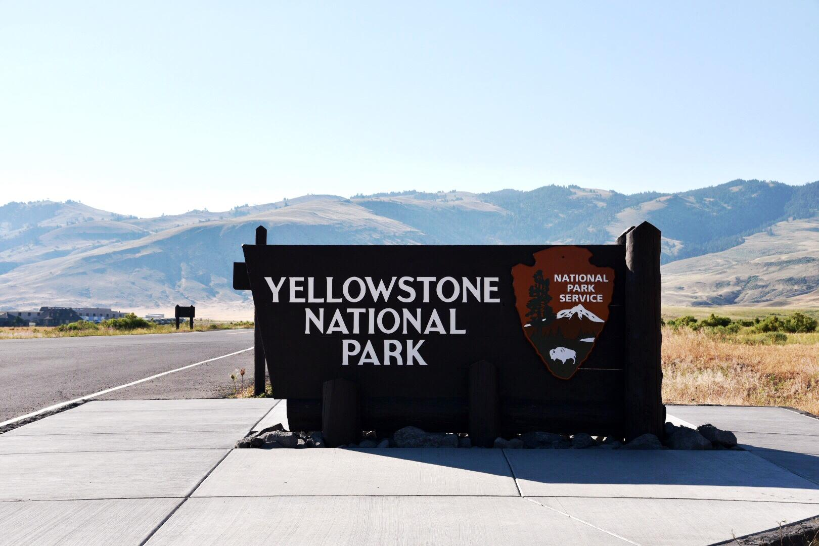 Yellowstone was first National Park in the U.S. and was established in 1872. It is also widely thought to be the first national park in the world. The vast 3,500 square mile wilderness stretches across the Yellowstone Caldera which is the largest supervolcano on the continent. (Image: Rebecca Mongrain/Seattle Refined)