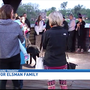 Family and friends gather for Elsman vigil in Paw Paw