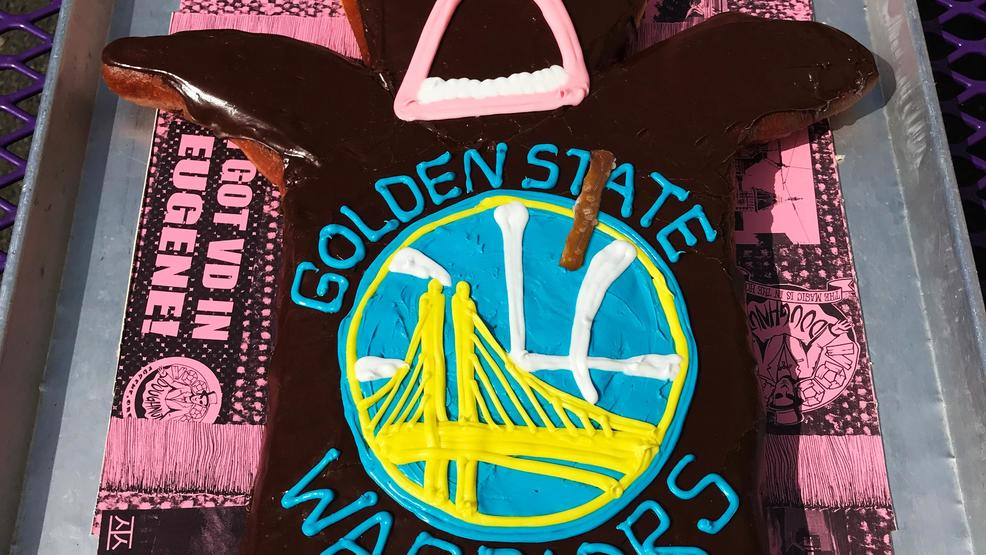 Voodoo Doughnut continues 'hexing' as Trail Blazers head to Western Conference finals