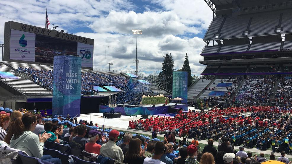 Special Olympics kicks off with opening ceremony in Seattle | KOMO