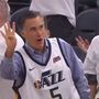 Sideline action intrigues in Game 4 between Jazz and Thunder