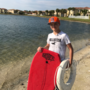 Teen hailed as hero for saving boater