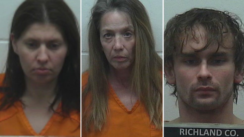 3 arrested on drug charges in Richland County | WMSN