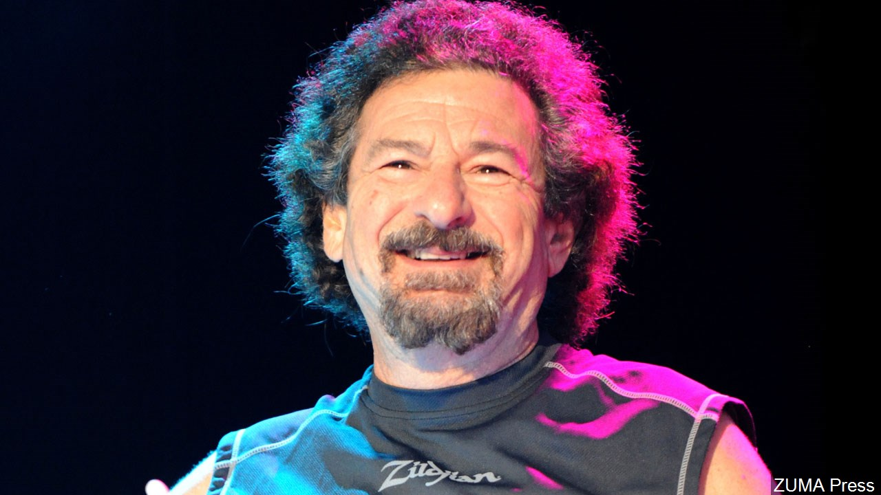 Musician{&amp;nbsp;}Sib Hashian, drummer for the rock band Boston, died March 22, 2017. He was 67. (ZUMA Press/MGN Online)<p></p>